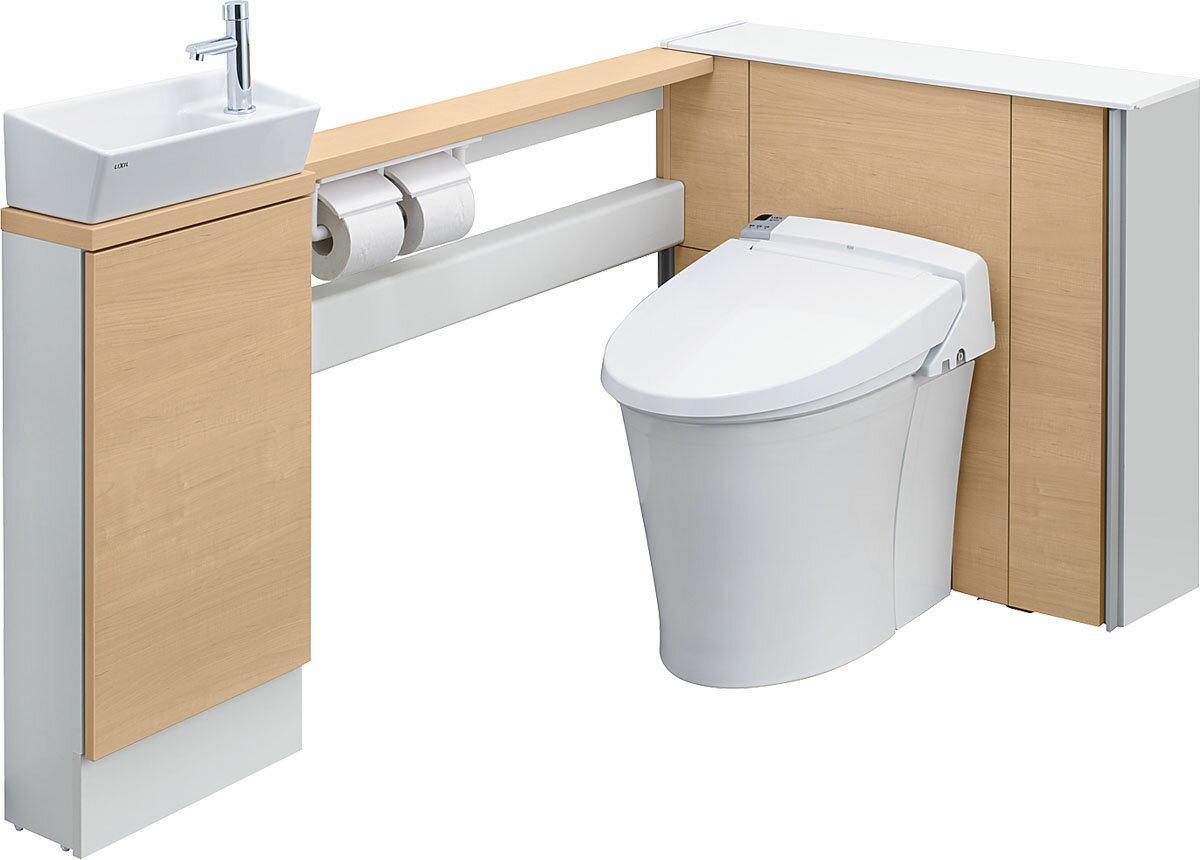 【YDS-H1PXL1X5】LIXIL INAX リフォレ L型 標準間口 タイプ(750~800mm) 床上排水 P (後148,横120/148/155) 手洗い有 H5グレード 【リクシル/LIXIL】【YDS-H1PXL1X5】 フルオート便器洗浄 温風乾燥 ほのかライト 鉢内除菌 ※リモコンの画像はH5グレードです。 【送料無料/送料込】