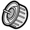 ショッピングセラミックファンヒーター シャープ 加湿セラミックファンヒーター用 タンクキャップ(252 425 0005)