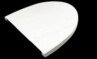 TOTO toilet seat, mail cover exchange parts service cover pure part (TOTO part) TCH984-1R #NW1 for outlet warm let TCF116