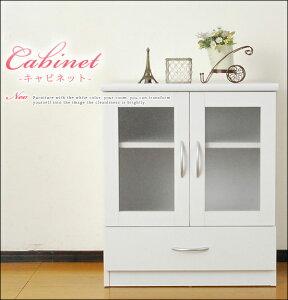 フレッシュキャビ ホワイト シンプル キッチン
