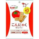 カルイット こんにゃくせんべい 1袋(10g) トマト...
