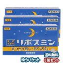 【第(2)類医薬品】 リポスミン 12錠×3個セット メール便送料無料_