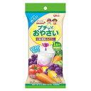 グリコ 幼児のみもの プチッ!とおやさい 22種の野菜&ぶどうミックス(23g×3個)