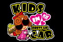 kIDS IN DRESS UP CAR ステッカー(女の子)