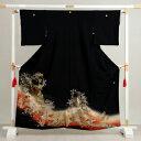 〔貸衣装〕レンタル留袖4209曲水の宴〔貸衣裳〕〔結婚式〕