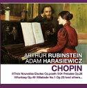 20世紀を代表するピアニスト、ルービンシュタインとハラシェヴィチ、二人のショパン弾きの贅沢なカップリング盤。 収録曲 3つの新しい練習曲(モシェレスのメトードのための) 1. 練習曲第1番ヘ短調 2. 練習曲第2番変イ長調 3. 練習曲第3番変ニ長調 4. 幻想曲へ短調 作品49 5. バラード第1番ト短調 作品23 6. スケルツォ第1番ロ短調 作品20 24の前奏曲集 作品28 7. 前奏曲第1番ハ長調 作品28-1 8. 前奏曲第2番イ短調 作品28-2 9. 前奏曲第3番ト長調 作品28-3 10. 前奏曲第4番ホ短調 作品28-4 11. 前奏曲第5番ニ長調 作品28-5 12. 前奏曲第6番ロ短調 作品28-6 13. 前奏曲第7番イ長調 作品28-7 14. 前奏曲第8番嬰ヘ短調 作品28-8 15. 前奏曲第9番ホ長調 作品28-9 16. 前奏曲第10番嬰ハ短調 作品28-10 17. 前奏曲第11番ロ長調 作品28-11 18. 前奏曲第12番嬰ト短調 作品28-12 19. 前奏曲第13番嬰ヘ長調 作品28-13 20. 前奏曲第14番変ホ短調 作品28-14 21. 前奏曲第15番変ニ長調「雨だれ」作品28-15 22. 前奏曲第16番変ロ短調 作品28-16 23. 前奏曲第17番変イ長調 作品28-17 24. 前奏曲第18番ヘ短調 作品28-18 25. 前奏曲第19番変ホ長調 作品28-19 26. 前奏曲第20番ハ短調 作品28-20 27. 前奏曲第21番変ロ長調 作品28-21 28. 前奏曲第22番ト短調 作品28-22 29. 前奏曲第23番ヘ長調 作品28-23 30. 前奏曲第24番ニ短調 作品28-24 ピアノ : アルトゥール・ルービンシュタイン 録音 : 1959年/1962年 ステレオ マンハッタン・センター、ニューヨーク ピアノ : マダム・ハラシェヴィチ 録音 : 1962年 ステレオ メール便での発送となります 宅配便をご希望の場合は送料が別途必要となります (ご注文後にご案内します) 代金引換(メール便不可)の場合は宅配料金+代引手数料となります