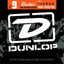 DUNLOP Nickel Wound Guitar Strings Light/Heavy [DEN0946] (09-46) 《エレキギター弦》【ネコポス】