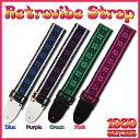 Montreux Retrovibe Strap 1969 SERIES ブルー / Purple / グリーン / ピンク ストラップ 【smtb-u】【送料無料】