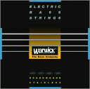 WARWICK Black Label (Long Scale) 6弦セット Medium Light (20-130) ベース弦