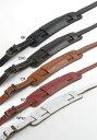 Live Line Retro Style Series / Leather Straps LR3800(BK/CHO/CM/RD/WH)《レザーストラップ》