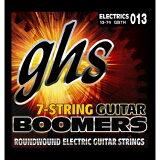 GHS GB7H BOOMER 7ST《7弦ギター用弦》【※メール便】【8月発売予定?ご予約受付中】
