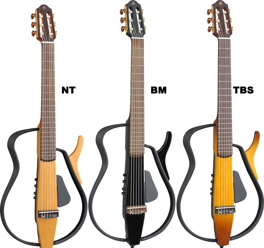 Yamaha Silent Guitars
