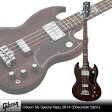 Gibson SG Special Bass 2014 (Chocolate Satin) 【送料無料】【次回入荷分ご予約受付中】