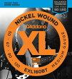 D'Addario EXL160BT XL Balanced Tension (50-120)《ベース弦》 【ネコポス】
