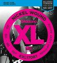 D'Addario EXL170BT XL Balanced Tension (45-107)《ベース弦》【3セット】