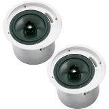 【扬声器】《Electro声》Electro-Voice EVID C8.2LP【1一双】《天花板扬声器》【】[【スピーカー】《エレクトロボイス》Electro-Voice EVID C8.2LP【1ペア】《シーリングスピーカー》【】]