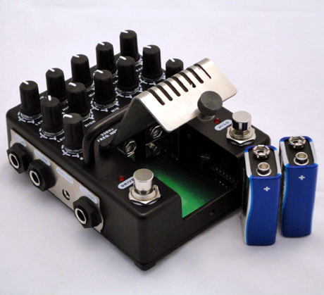 """NEW AMT Electronics BC-1 """"Bass Crunch"""" Preamp BC1 Amt_bc1_2"""