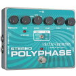 Electro Harmonix Stereo Polyphase 《エフェクター/フェイザー》 【送料無料】【マーキングシールプレゼント】