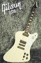 Gibson Firebird V (Classic White)【エレキセット付】【送料無料】