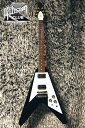Gibson V-Factor X - 1968 Flying V (Ebony)【エレキセット付】【送料無料】