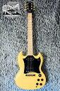 入荷しました!【Special Run Series】Gibson SG Raw Power (Satin Yellow)【スタンドセット付】【送料無料】
