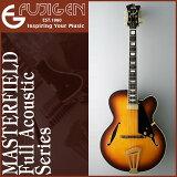 Fujigen(フジゲン) FULL ACOUSTIC MASTERFIELD Series / MFA-FP/JB【スタンドセット付】【】