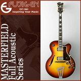 Fujigen(フジゲン) FULL ACOUSTIC MASTERFIELD Series / MFA-HH/JB【スタンドセット付】【】