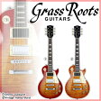Grassroots GR-LP-30S/M(Cherry Sunburst/Vintage Honey Burst)smtb-u