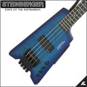 Steinberger Synapse XS-1FPA Custom (Trans Blue) [free shipping]