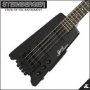 Steinberger Spirit XT-2DB (Black) [free shipping] [during next time arrival reservation acceptance]