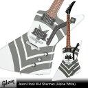 Gibson Jason Hook M-4 Sherman (Alpine White) [5FDP / ジェーソン・フック] 【送料無料】【次回入荷分ご予約受付中】