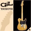 G&L Tribute Series ASAT Classic (Butterscotch Blonde / Maple)【G&Lアクセサリーキット付】【送料無料】【ご予約受付中】