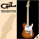 G&L Tribute Series ASAT Classic (Tobacco Sunburst / Maple)【G&Lアクセサリーキット付】【次回入荷分ご予約受付中】【送料無料】