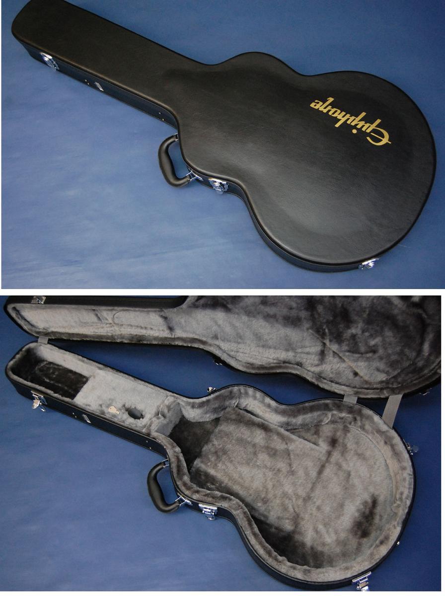 Epiphone Hard Case 335-Type (6 & 12 string) 《セミアコ専用ハードケース》[940-E519]【送料無料】【次回入荷分・ご予約受付中】