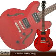 Epiphone Ltd. Ed. Dot Studio in Cherry [EDTSCHCH4]【送料無料】