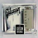 Gibson Gear 57 Classic Plus / Nickel Cover [IM57P-NH] 《パーツ・アクセサリー/ ピックアップ 》【ギブソン純正】