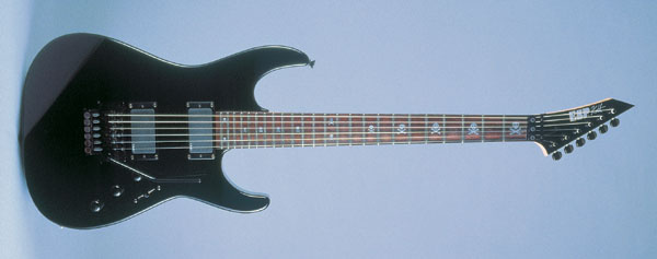 ESP KH-2 NECK-THRU