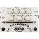 Orange Bax Bangeetar Guitar Pre-EQ (WHITE) 《エフェクター/イコライザー/オーバードライブ》【ご予約受付中】