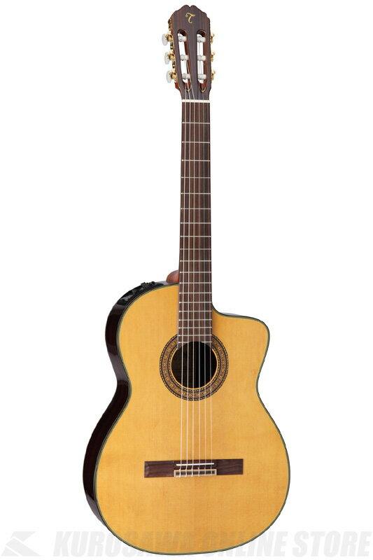Takamine world-standard series EC132SCCN (gloss), classical guitar.