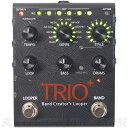 Digitech TRIO+ Band Creator plus Looper 《リズムマシン》【送料無料】