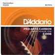 D'Addario Pro-Arte Carbon Ukulele, Baritone EJ99B [EJ99B] 《バリトンウクレレ用弦》【ネコポス】