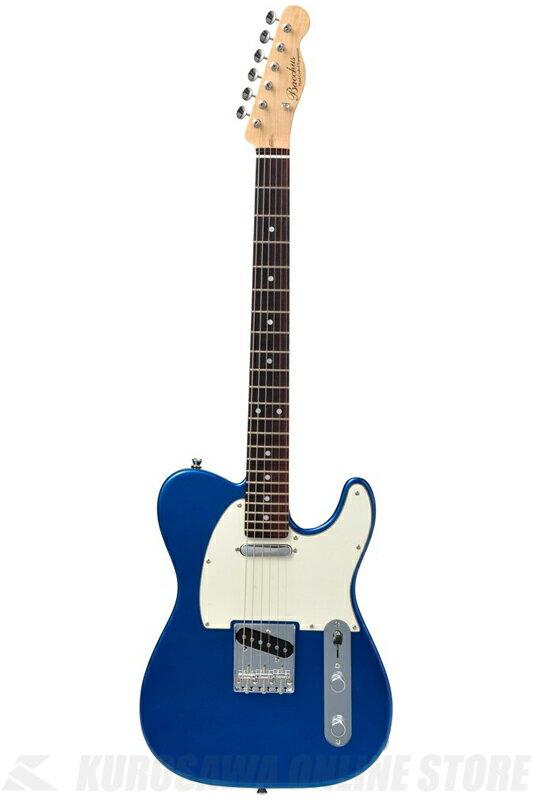 Bacchus Global Series BTL-650 (DLPB/Rosewood Fingerboard) 《エレキギター》【送料無料】 【エレキギター】《バッカス》