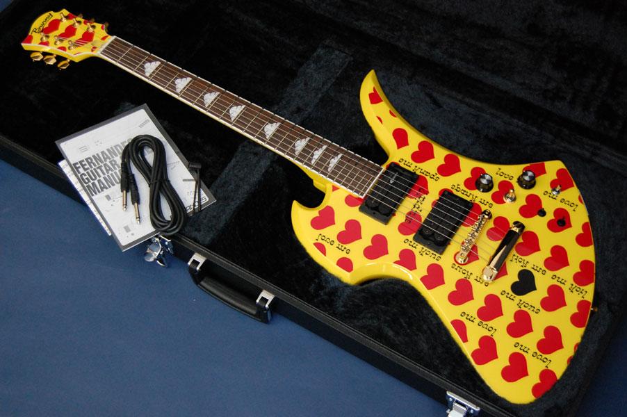 Las Mejores Guitarras Electricas y algunas raras