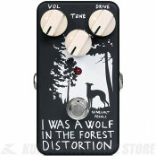 NINEVOLT PEDALS / I WAS A WOLF IN THE FOREST DISTORTION《エフェクター/ディストーション》