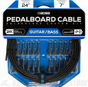 BOSS BCK-24 Pedalboard cable kit, 24connectors, 7.3m (パッチケーブル自作キット)(送料無料)