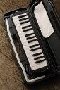 KC/キョーリツコーポレーション 鍵盤ハーモニカ キョーリツ メロディーピアノ(ブラック) 《鍵盤ハ...