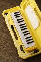 KC/キョーリツコーポレーション 鍵盤ハーモニカ キョーリツ メロディーピアノ(イエロー) 《鍵盤ハーモニカ》 [P3001-32K] 【今ならドレミシールプレ...