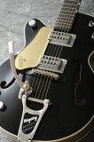 Gretsch G6118TLH-LTV 130th Anniversary Jr. Left-Handed (Black) 《Left-Hand / 左利き用》【スタンドセット付き】【】