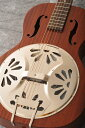 Gretsch G9200 Boxcar Round-Neck Resonator Guitar 《リゾネーターギター》【送料無料】