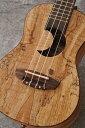 Luna Guitars Uke Concert spalt maple crescent sd hole 《コンサートウクレレ》【送料無料】(入荷しました!)